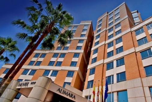Hotel Alimara - Barcelona - Bygning