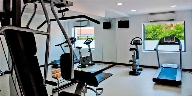 Hotel Alimara - Βαρκελώνη - Γυμναστήριο
