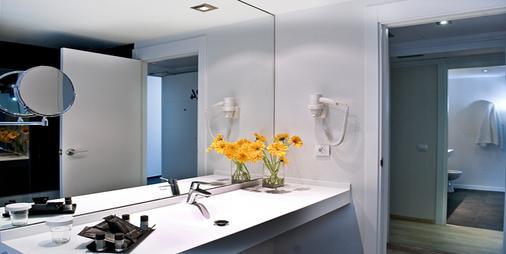ホテル アリマラ - バルセロナ - 浴室