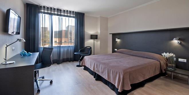 Hotel Alimara - Βαρκελώνη - Κρεβατοκάμαρα