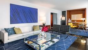 Sofitel Chicago Magnificent Mile - Chicago - Living room