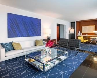Sofitel Chicago Magnificent Mile - Chicago - Phòng khách