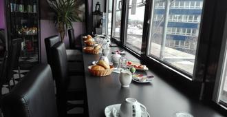 法蘭克福中央旅舍 - 法蘭克福 - 法蘭克福 - 餐廳