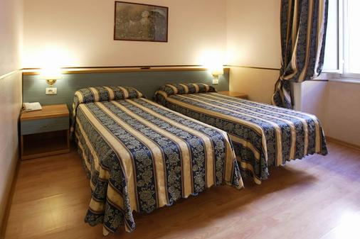 Hotel Lazzari - Rome - Bedroom