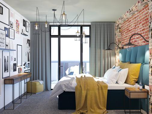 Beton Brut Resort - Anapa - Phòng ngủ