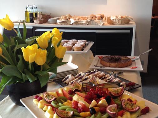 Arli Hotel Business and Wellness - Bergamo - Ruoka