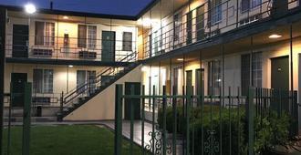 Ec Motel - Los Ángeles - Edificio