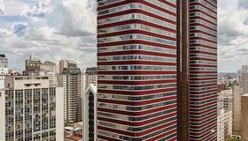 Renaissance São Paulo Hotel - São Paulo - Edificio