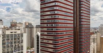 Renaissance Sao Paulo Hotel - São Paulo - Gebäude