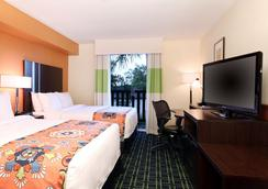 Fairfield Inn and Suites by Marriott San Diego Old Town - San Diego - Makuuhuone