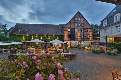 Romantik Hotel Am Brühl - Quedlinburg - Outdoor view