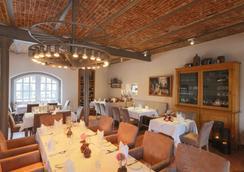 Romantik Hotel Am Brühl - Quedlinburg - Restaurant