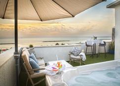 Tlv 88 Sea Hotel - Tel Aviv - Balcó