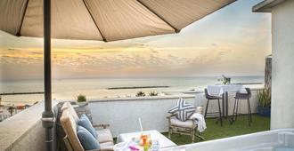 Tlv 88 Sea Hotel - Tel Aviv - Ban công