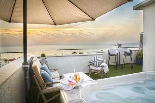 Tlv 88 Sea Hotel - Tel Aviv - Balcony