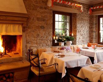 Villa Abbazia Relais & Chateaux - Follina - Ресторан