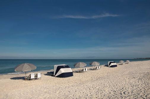 Zota Beach Resort - Longboat Key - Beach