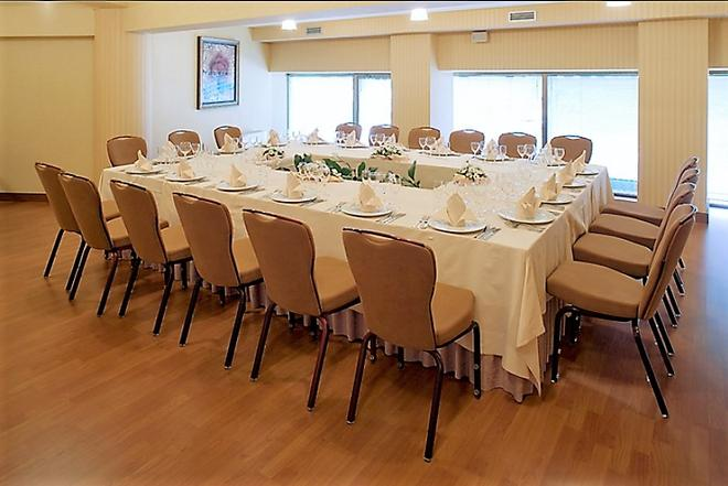 Hotel Almirante Bonifaz - Burgos - Juhlasali