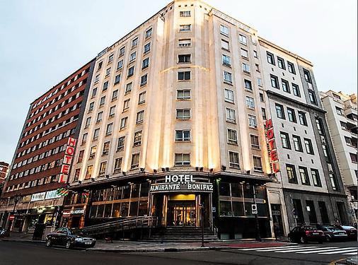 Hotel Almirante Bonifaz - Burgos - Building