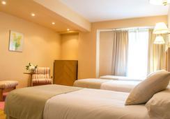 Hotel Almirante Bonifaz - Burgos - Makuuhuone