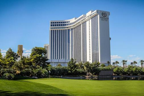 Westgate Las Vegas Resort and Casino - Лас-Вегас - Здание