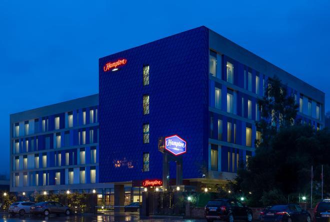 Hampton by Hilton Samsun - Samsun - Edificio