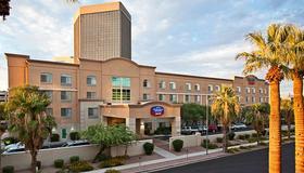 Fairfield Inn and Suites by Marriott Phoenix Midtown - Phoenix - Edificio