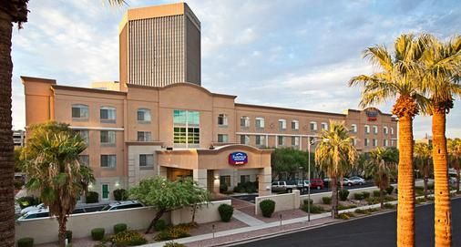 Fairfield Inn and Suites by Marriott Phoenix Midtown - Phoenix - Toà nhà