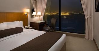 Island Pacific Hotel - Hong Kong - Camera da letto