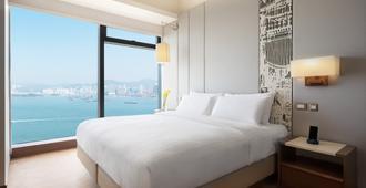 Island Pacific Hotel - Hong Kong - Bedroom