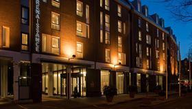 Renaissance Amsterdam Hotel - Ámsterdam - Edificio