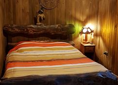 Hostel Bosque Nativo - Valdivia - Bedroom