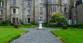 Fisher's Hotel - Pitlochry - Toà nhà