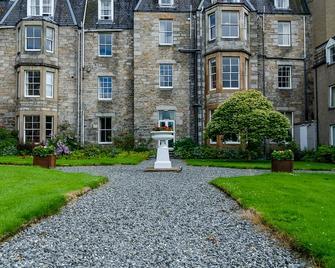 Fisher's Hotel - Pitlochry - Будівля