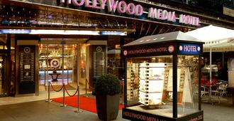 Hollywood Media Hotel - Berlín - Edificio