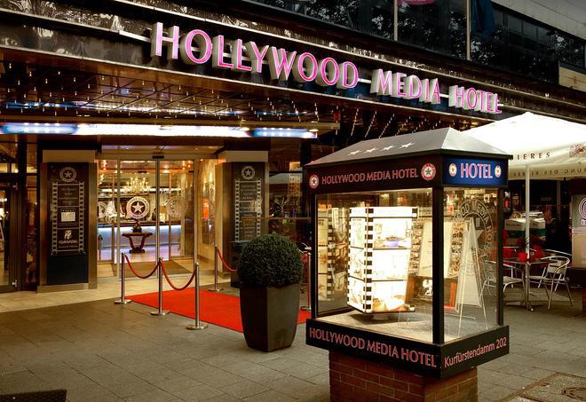 Hollywood Media Hotel - Berlin - Building