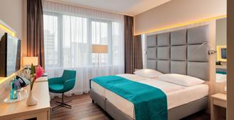 Hollywood Media Hotel - ברלין - חדר שינה