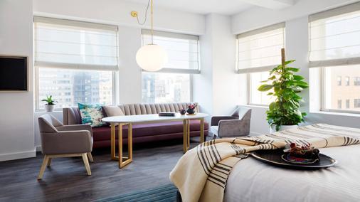 The Assemblage John Street - New York - Bedroom