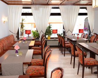 Hotel Weisses Lamm - Allersberg - Ресторан