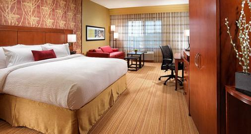 Courtyard by Marriott Long Beach Airport - Long Beach - Bedroom