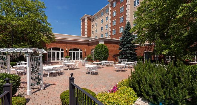 Marriott Hotel Chicago Midway - Bedford Park - Building