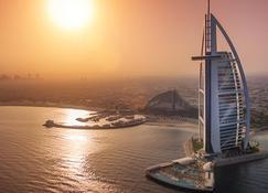 Burj Al Arab Jumeirah - Dubai - Bangunan
