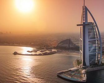 Burj Al Arab Jumeirah - Dubai - Gebäude