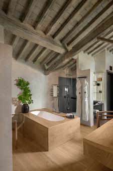 Badia di Pomaio - Arezzo - Phòng tắm