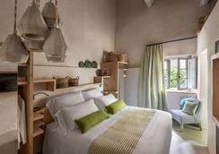 Badia di Pomaio - Arezzo - Phòng ngủ