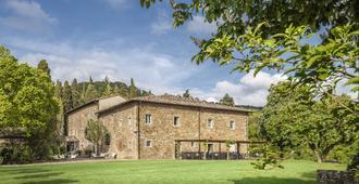 Badia DI Pomaio - Arezzo - Edificio