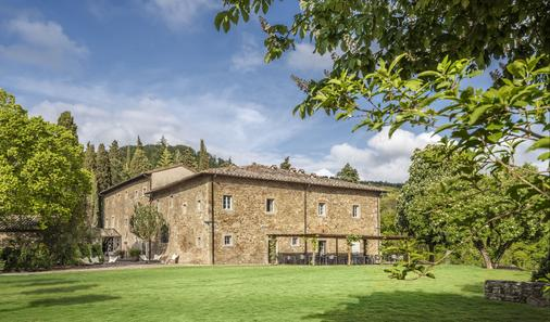 Badia di Pomaio - Arezzo - Toà nhà