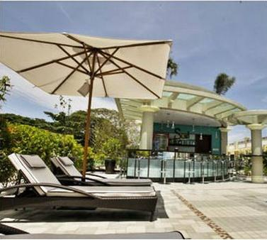 Hotel Centro - Puerto Princesa - Bar