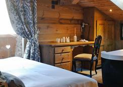 Les Fermes De Marie - Megève - Bedroom