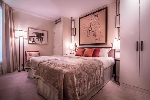 巴爾莫勒爾酒店 - 香榭麗舍大道 - 巴黎 - 巴黎 - 臥室